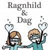 Ragnhild & Dag – wedding invitations