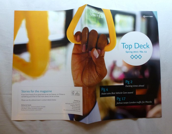 Top Deck Magazine