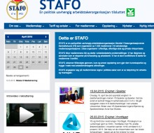 STAFO website