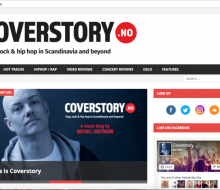 Coverstory.no music blog